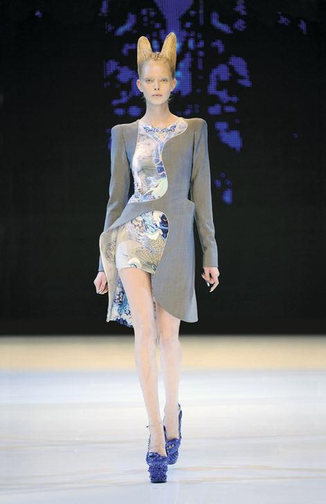 Alexander Mcqueen Dresses 2010