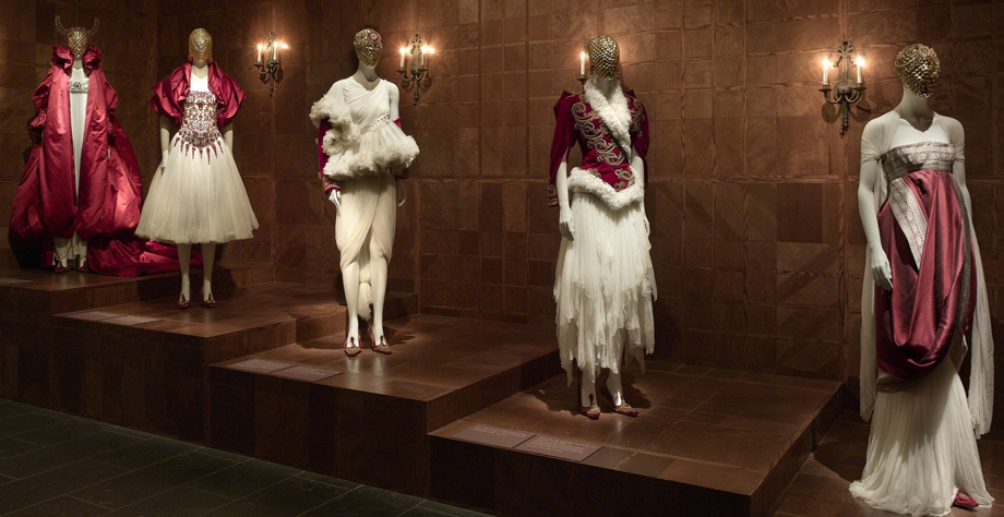 About the Exhibition | Alexander McQueen: Savage Beauty
