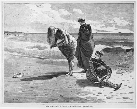 High Tide (print)