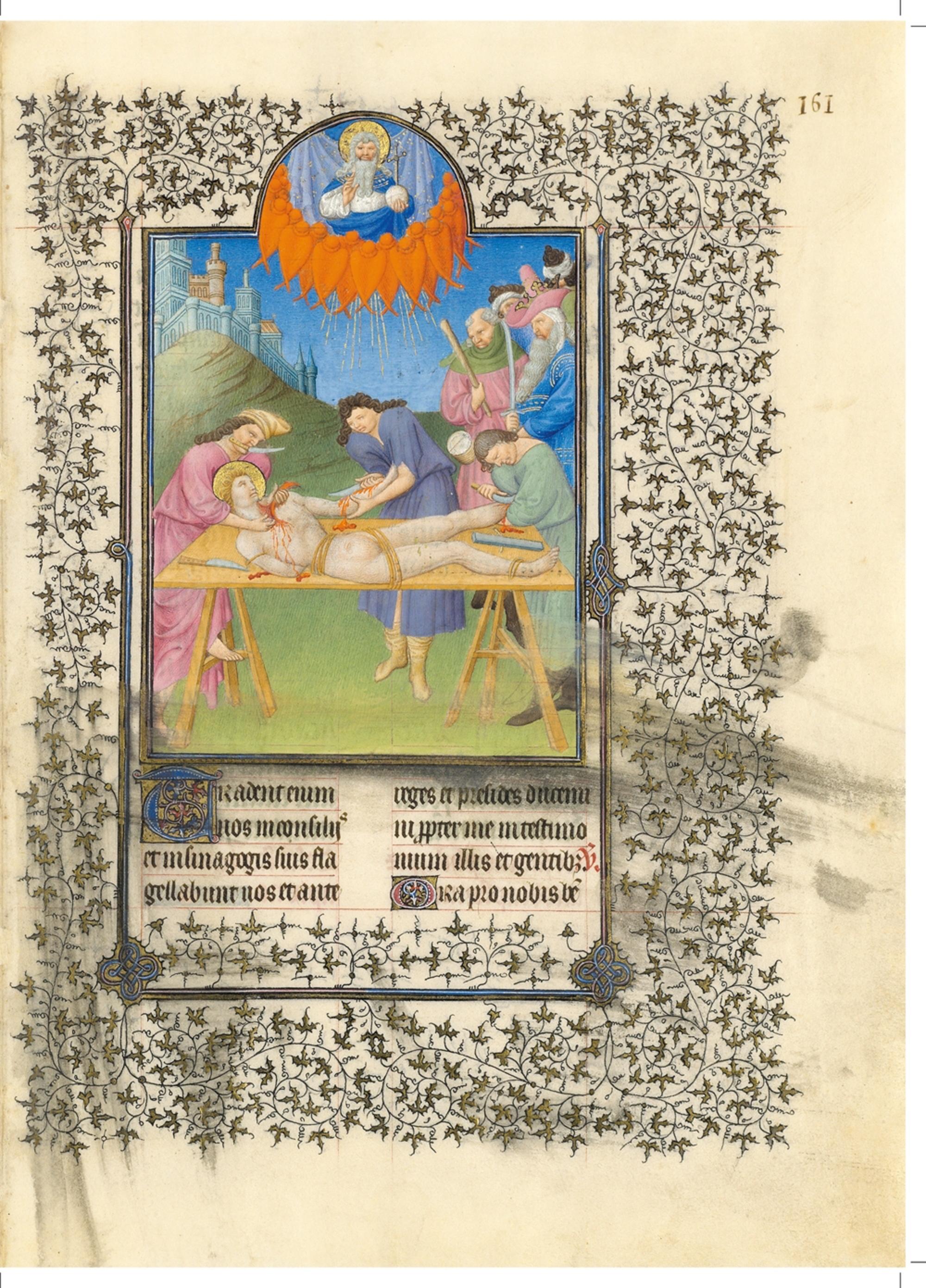 Limbourg Brothers 1409 Belles Heures Of Jean De France
