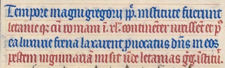 Folio 73r text