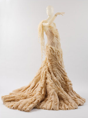 Dress  York on Fashion   Alexander Mcqueen   The Metropolitan Museum Of Art  New York