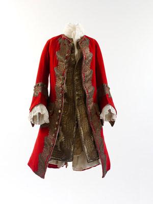 Coat and Waistcoat