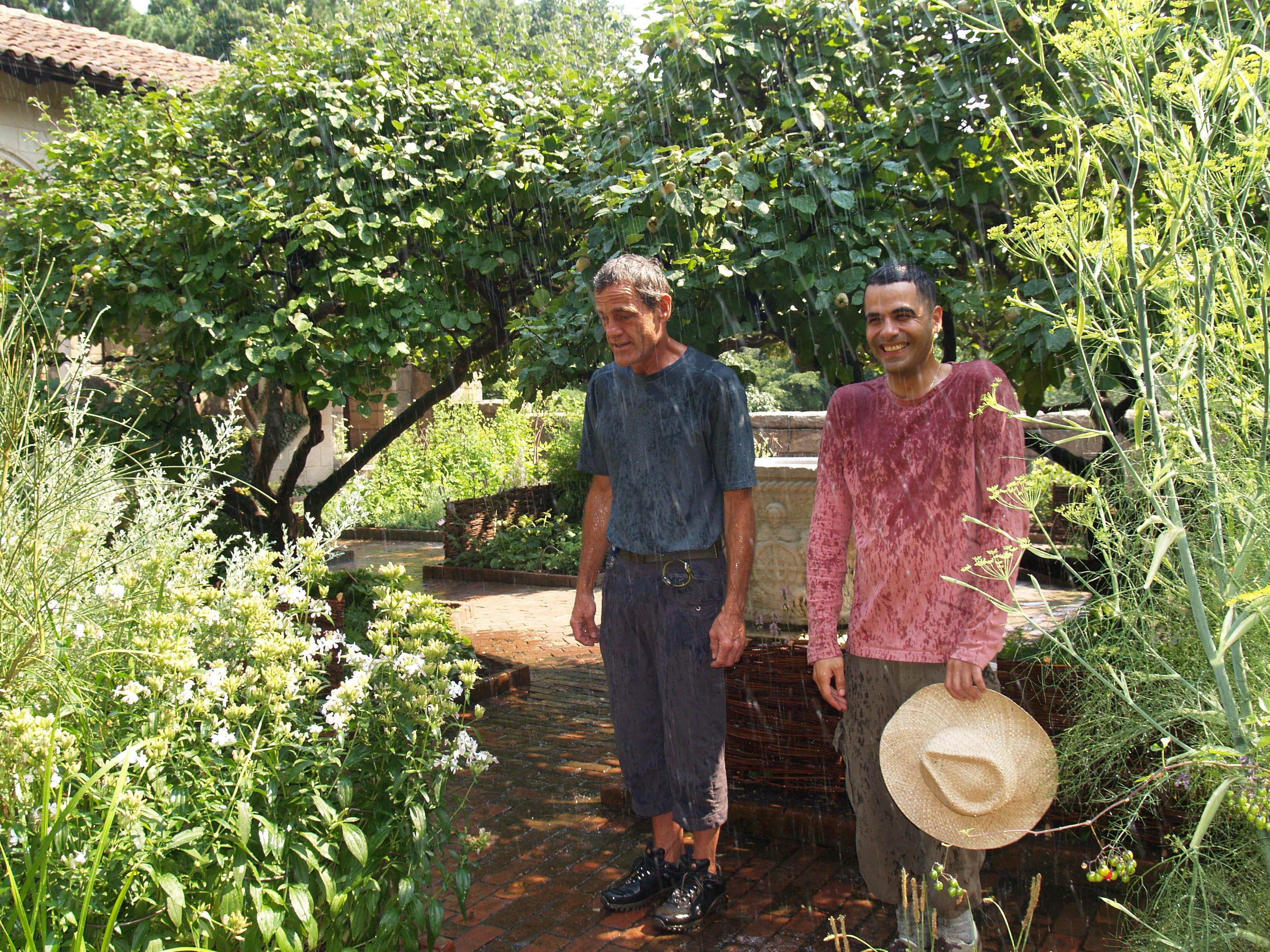 Watering the Gardeners