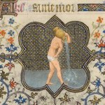 Aquarius, from the Belles Heures