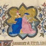 January activity from the Belles Heures