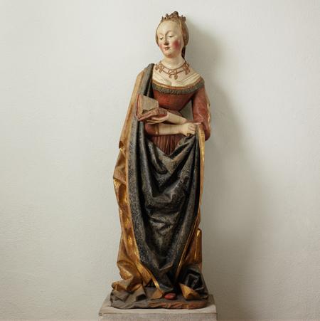 Saint Barbara (55.166)