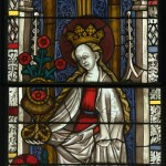 Saint Dorothea with Basket of Roses
