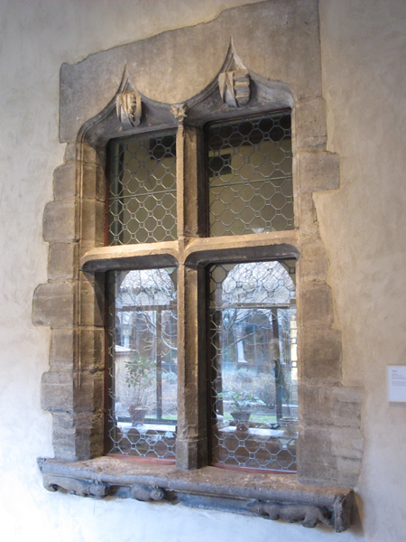 Window, late 15th century