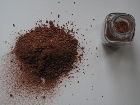 Pulverized Madder Root