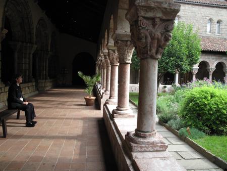Cloister Garth Garden