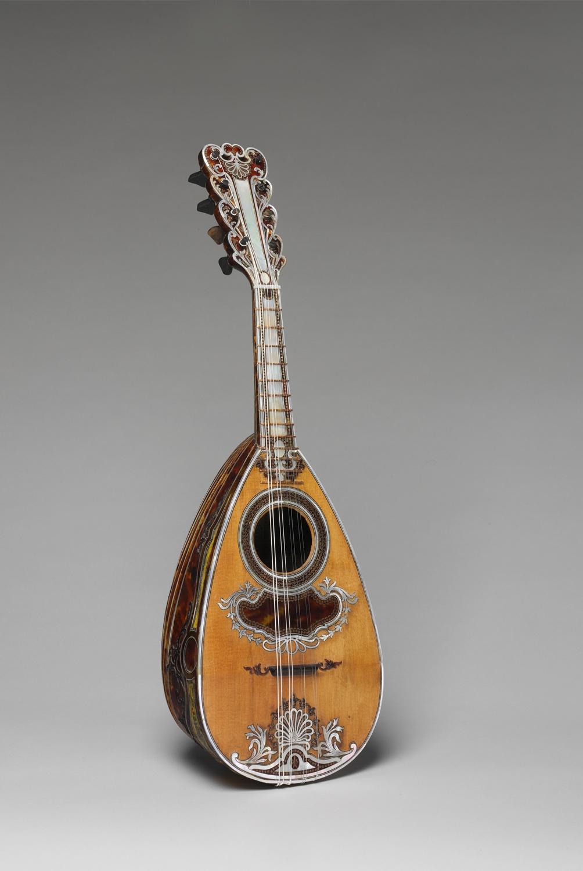 Mandolin 1781 Guitar Heroes