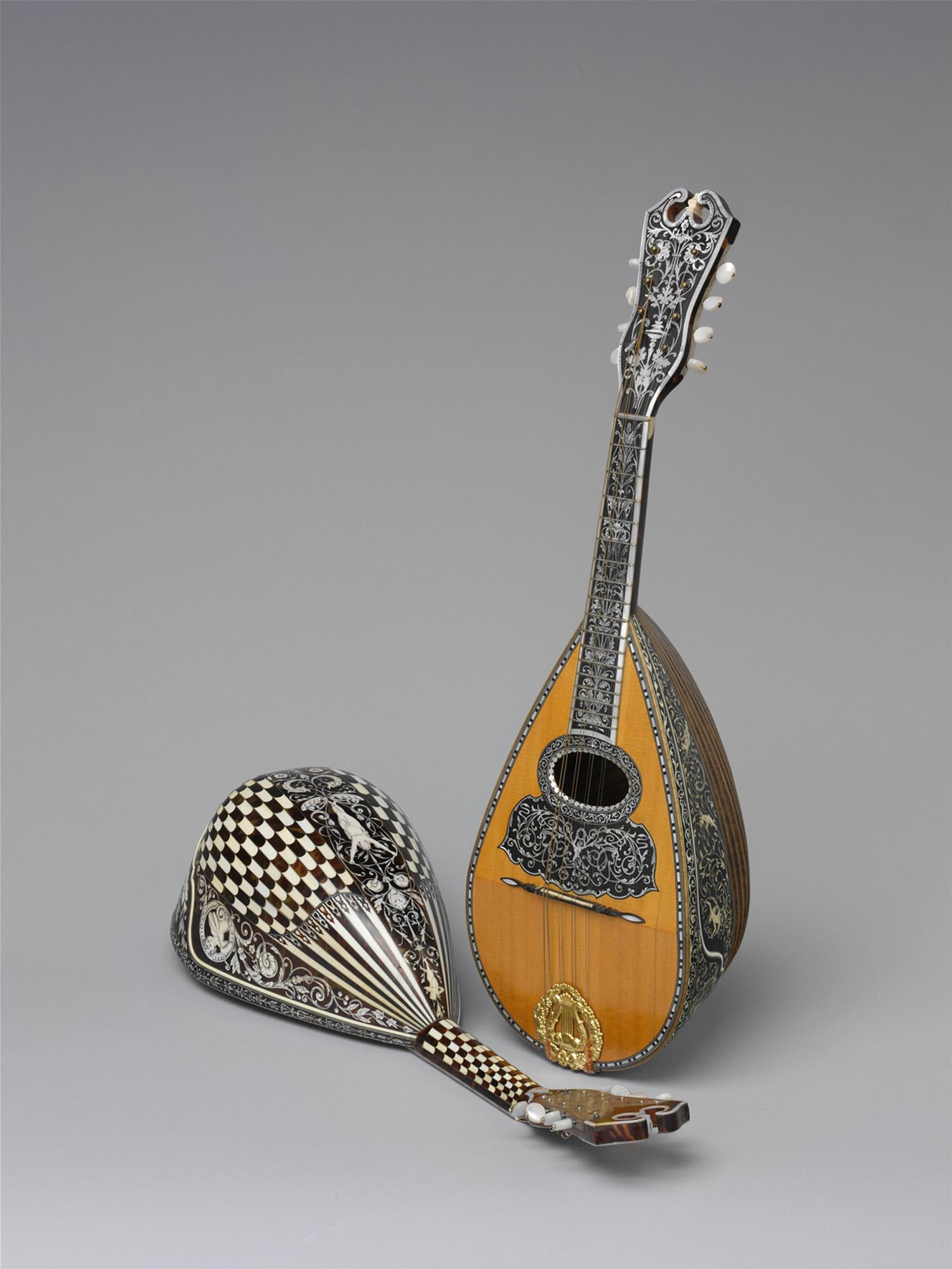 Mandolins ca 1900 Guitar Heroes