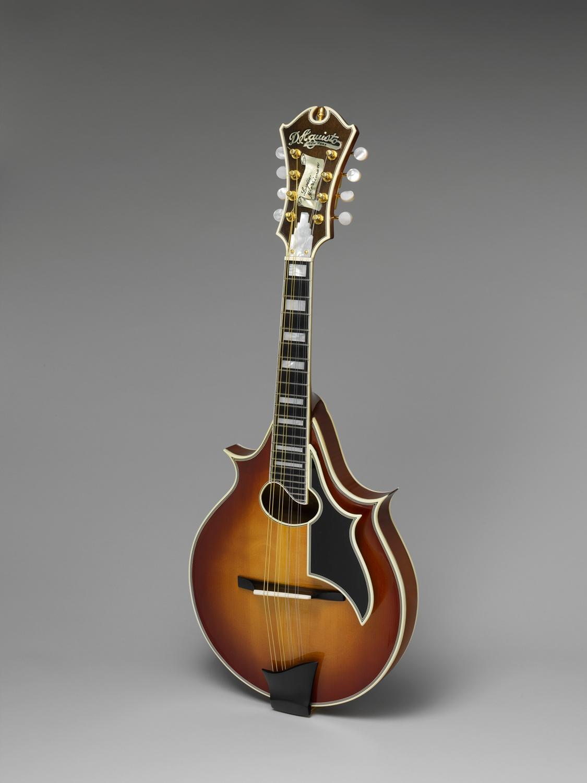 Archtop Mandolin 1971 Guitar Heroes