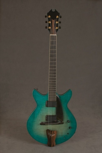 Electric Guitar Electric Centura model (serial number 494A)