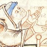 Portrait of Milo of Saint-Amand, De sobrietate