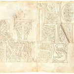 Model Book of Initials (2)
