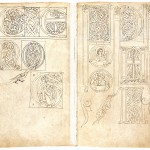 Model Book of Initials (3)