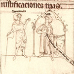 Unfinished Sketches from the Tickhill Psalter